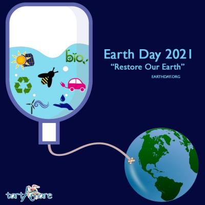 22 Aprile 2021 - Earth Day